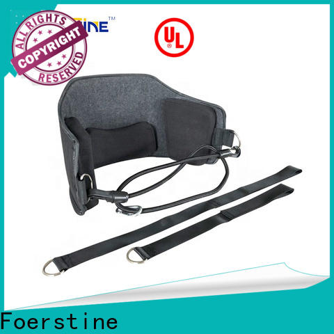 Foerstine multiple choice suspension body weight trainer for manufacturer for gym