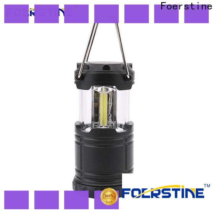 Foerstine led fluorescent camping lantern marketing for fishing