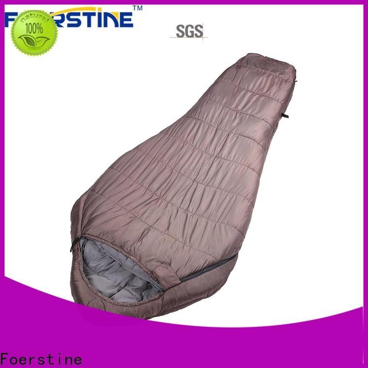 Latest down mummy sleeping bag sleeping overseas market for hiking
