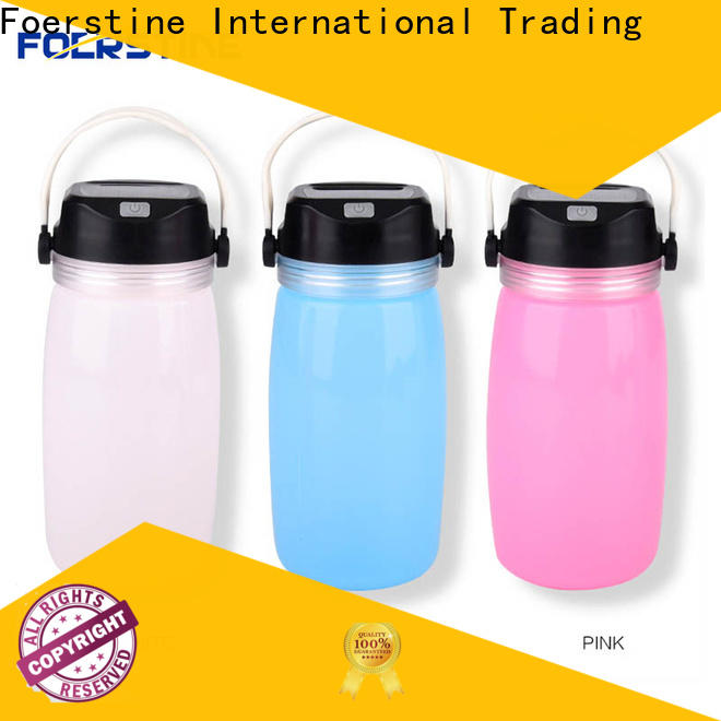 Foerstine light outdoor led camping lantern for business for fishing