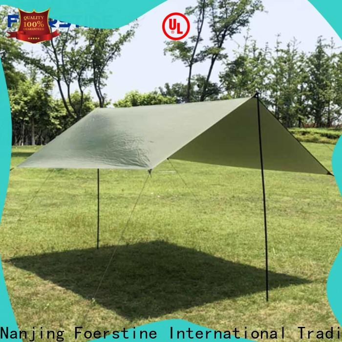 Foerstine Latest 8x10 tarp shelter for business protect from UV