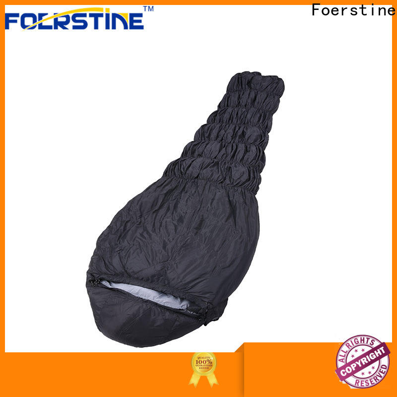 Foerstine Latest heavy sleeping bag vendor for traveling