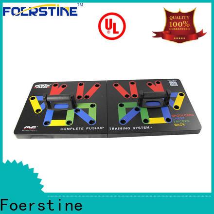 Foerstine hn01 push up training board bulk production for gym