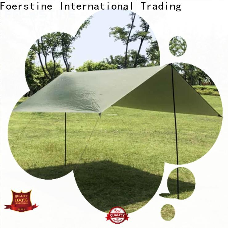 Foerstine tent best backpacking tarp shelter company for outdoor