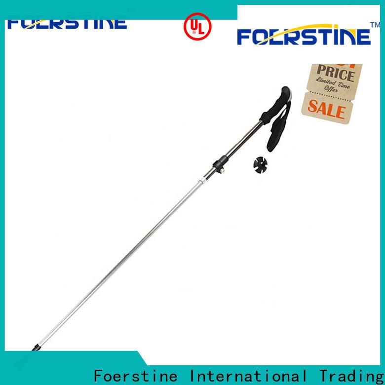 Foerstine Top black diamond nordic walking poles factory for outdoor