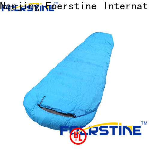 Foerstine compact sleeping bag for two company for outdoor