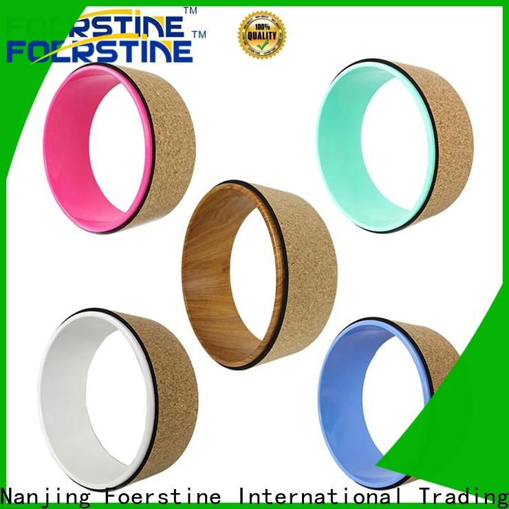 colorful yoga wheel wholesale wheel vendor for yoga