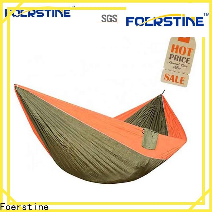 Foerstine hammock tree hammock swing factory for sleeping