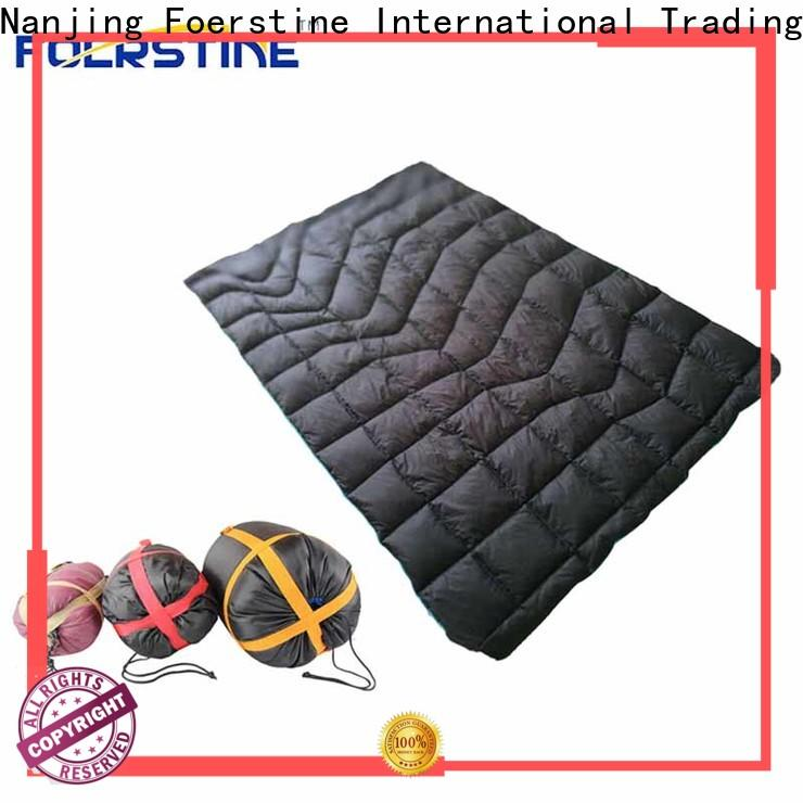 Foerstine Best backpacking air pad bulk production for camping