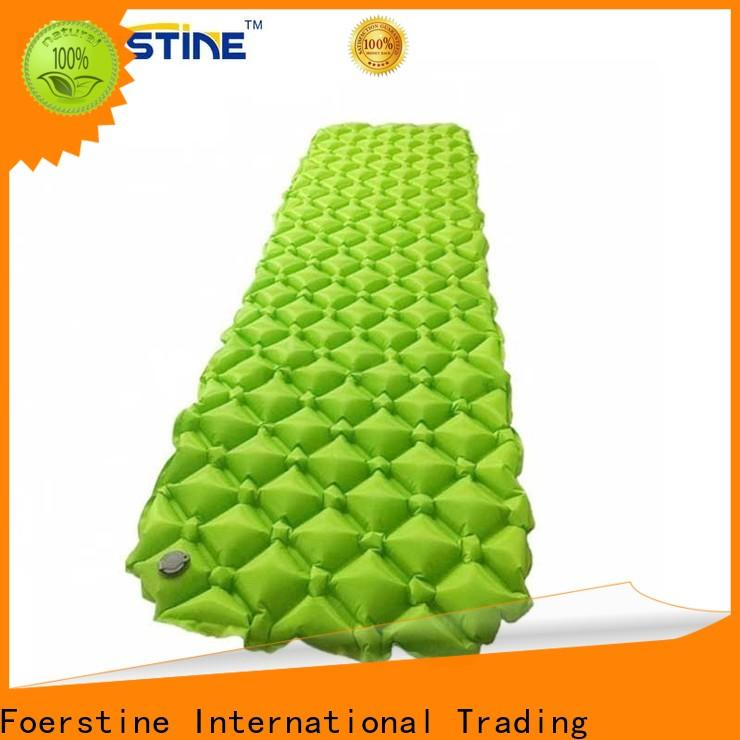Latest backpacking air pad sleeping marketing for camping