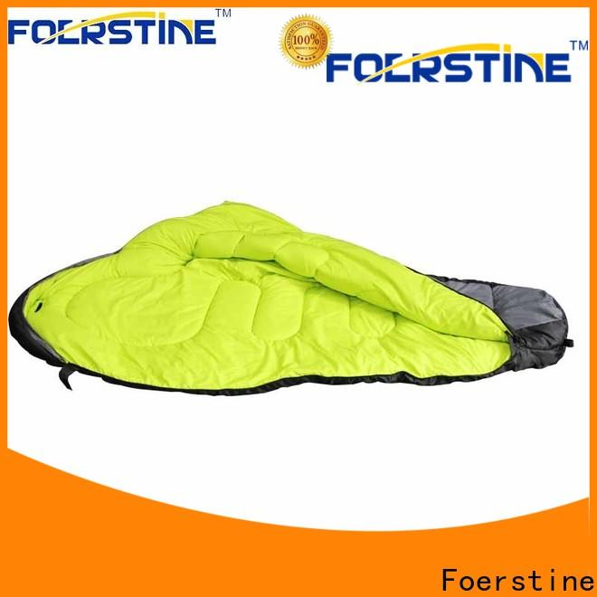 Foerstine sp03 outdoor camping sleeping bag marketing for camping