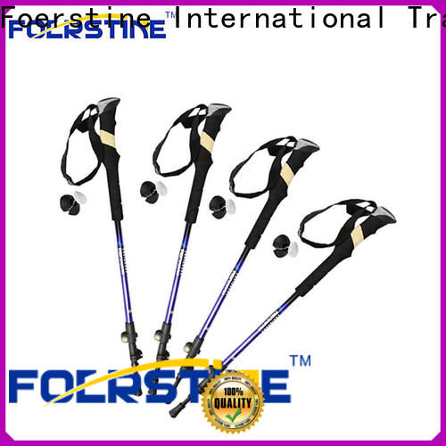 Foerstine trekking travel walking poles factory for traveling