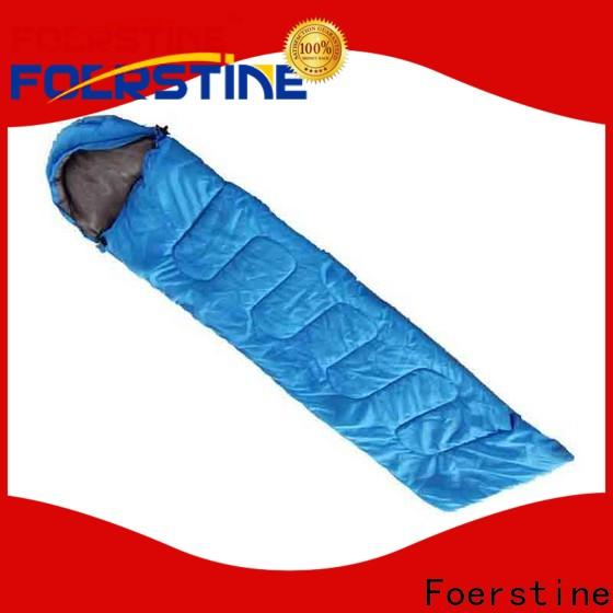 Foerstine sp03 down sleeping bag clearance marketing for camping