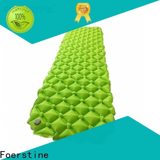 Foerstine pad double sleeping mat camping series for outdoor