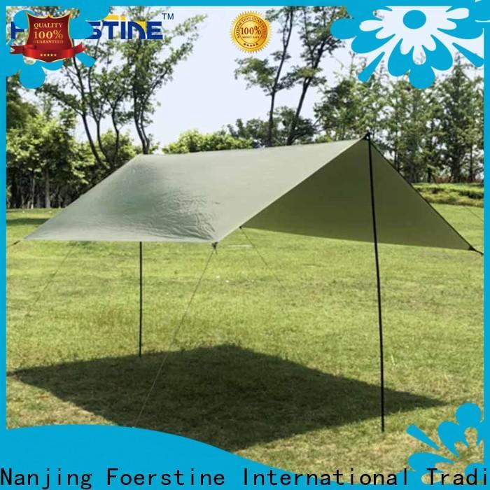 Foerstine High-quality best ultralight tarp manufacturers for hiking