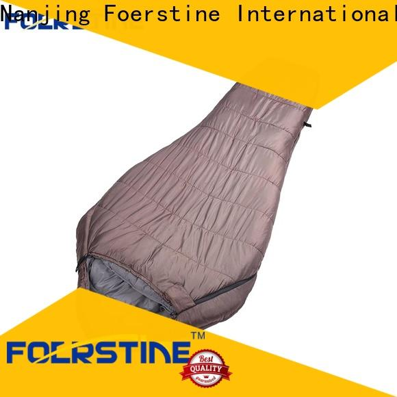 Foerstine moisture-proof outdoor camping sleeping bag vendor for hiking