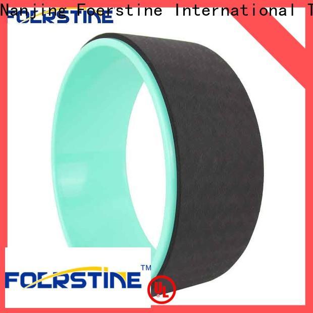 Foerstine roller yoga half wheel Supply for indoor activities