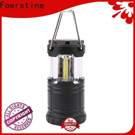 Foerstine High-quality portable outdoor led camping lantern Supply for lighting