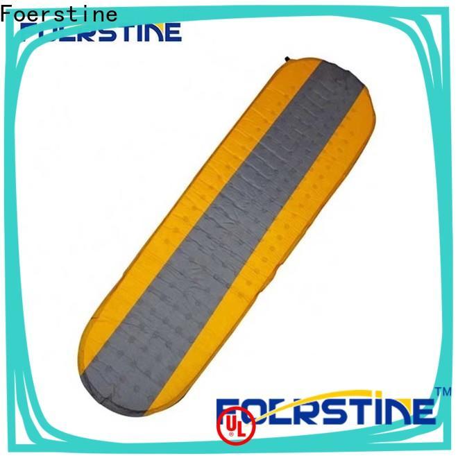 Foerstine mat best foam backpacking pad vendor for hiking