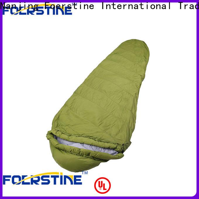 Foerstine sleeping kids summer sleeping bag manufacturers for hiking