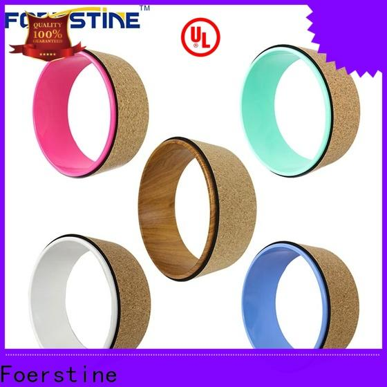 easy to use dharma yoga wheel hong kong yw01 factory for exercise