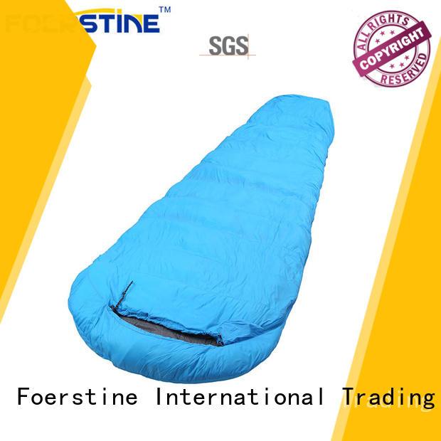 Foerstine waterproof kids backpacking sleeping bag Suppliers for outdoor