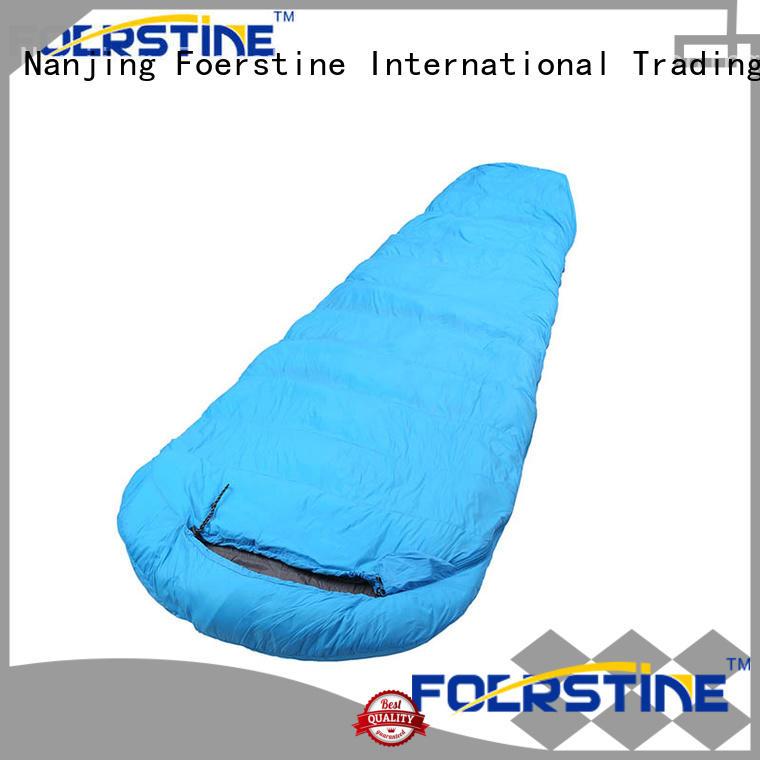 Foerstine warm most comfortable sleeping bag sleeping for hiking