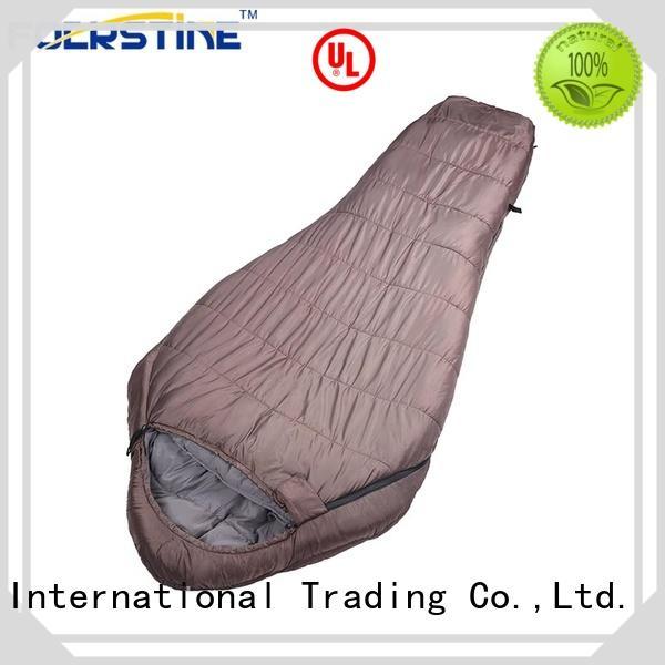 Foerstine sp01 mummy sleeping bag for manufacturer for backpacking
