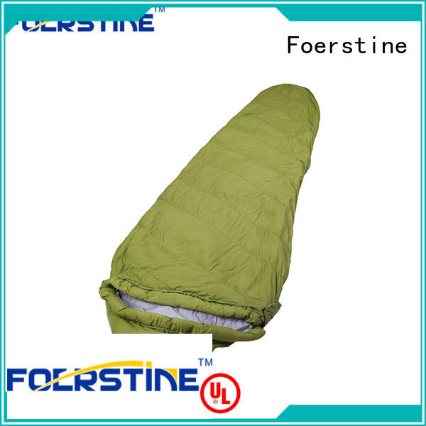 Foerstine Wholesale sports sleeping bag Supply for traveling
