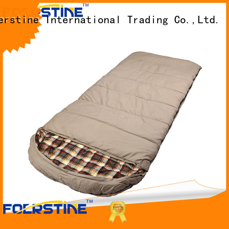 Foerstine bag backpacking sleeping bag overseas market for backpacking