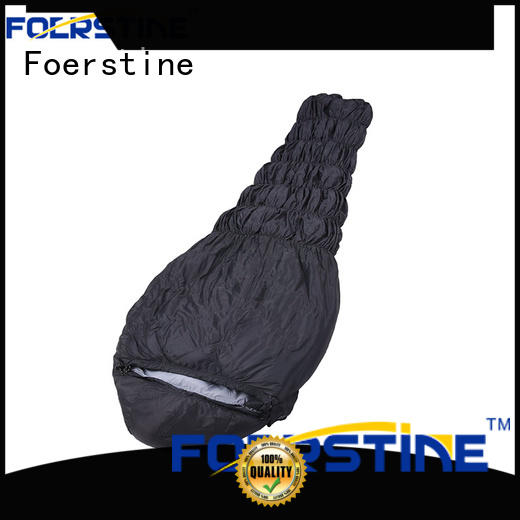 Foerstine soft comfortable sleeping bags for adults bulk production for camping