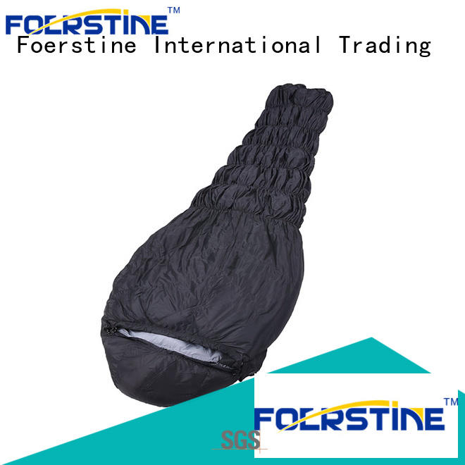 Foerstine Best compact rectangular sleeping bag bulk production for camping