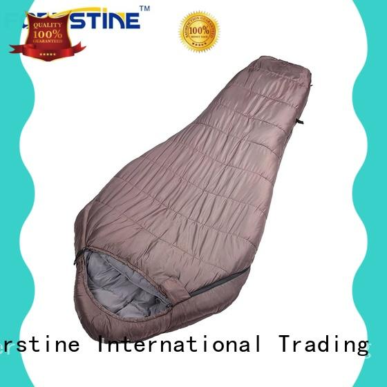 Foerstine sp01 sleeping bag outside manufacturers for camping