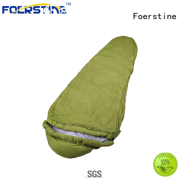 Foerstine sp01 backpacking sleeping bag overseas market for hiking