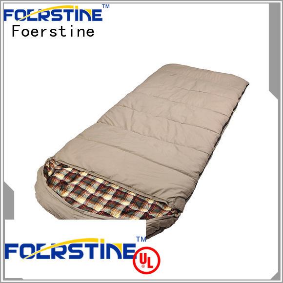 Foerstine warm children's mummy sleeping bag wholesale for outdoor