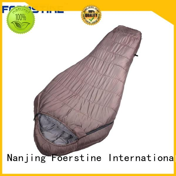 Foerstine moisture-proof most comfortable sleeping bag sp01 for backpacking