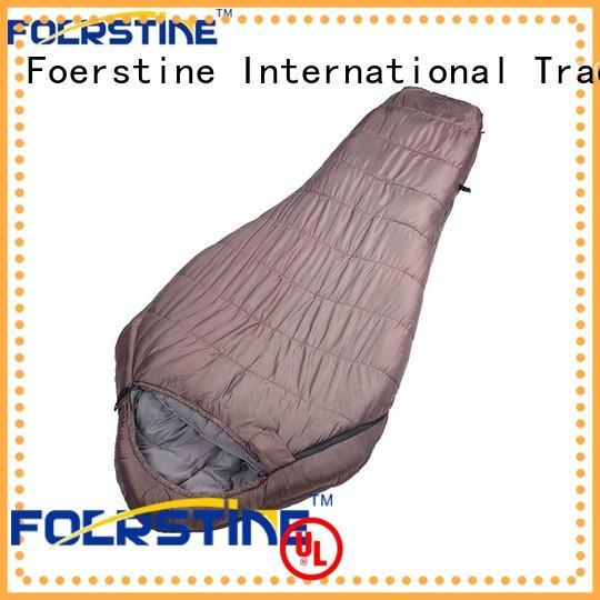 Foerstine camping best sleeping bags series for backpacking