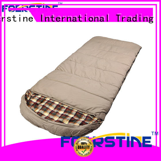 Foerstine portable women's down sleeping bag overseas market for camping