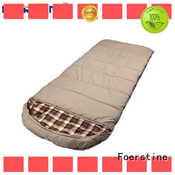 Foerstine moisture-proof self inflating camping mat bulk production for backpacking