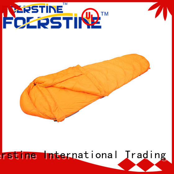 Foerstine sp01 lightweight sleeping bag wholesale for hiking