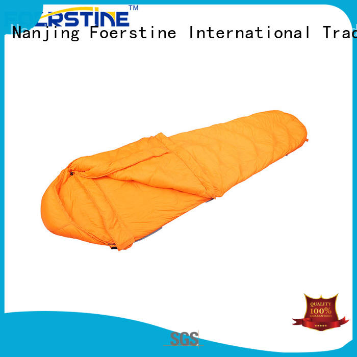 Foerstine bag camping sleeping bag dropshipping for backpacking