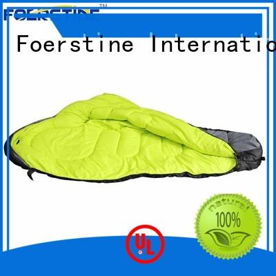 Foerstine compact cheap camping sleeping bags for business for hiking
