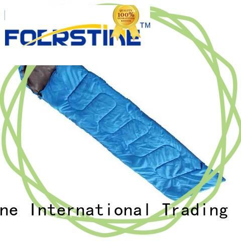 Foerstine waterproof camping sleeping bag overseas market for backpacking