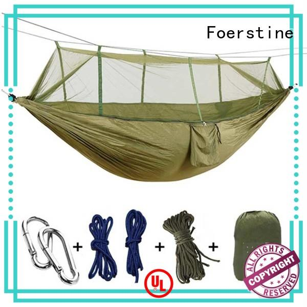 Foerstine oh01 2 person hammock marketing for resting