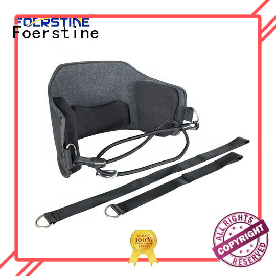 Foerstine high quality suspension training straps dropshipping for gym