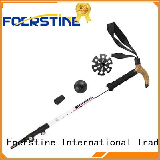 Foerstine pole best walking poles supplier for hiking