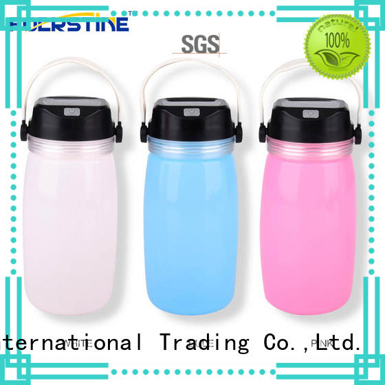 Latest portable outdoor lantern cl01silicone company for fishing