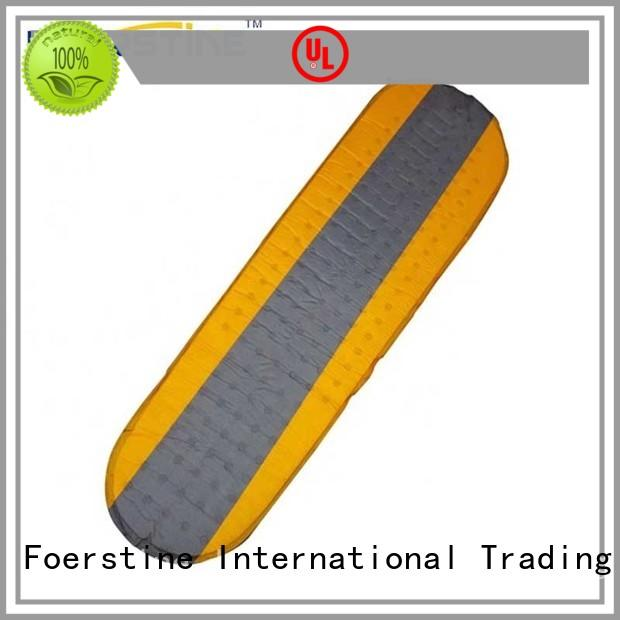 Foerstine pad camping sleeping mats wholesale for backpacking