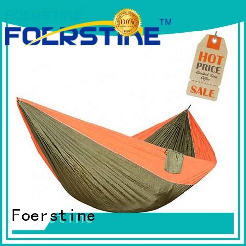 Foerstine durable hammock swing and stand wholesale for resting