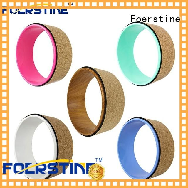 Foerstine yoga yoga pro wheel for yoga